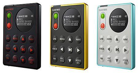 Signeo SN-A800 MP3 Player All Colors