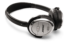 Bose Quiet Comfort 3 Headphones