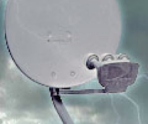 Weatherproof Your Satellite Dish?