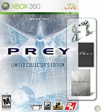 Prey Gone Gold for Xbox 360 and Pc