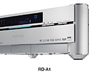 HD DVD Recorder With 1 Terabyte Hard Drive