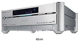 Toshiba RD-A1 HD recorder