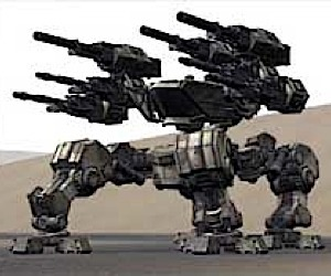 Chromehounds Ships for Xbox 360