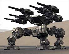 Chromehounds Mech Battle Game for Xbox 360