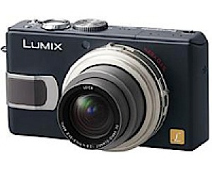 10-Megapixel Widescreen Digital Camera and HDTV Playback Interface