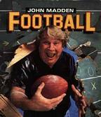 Madden Football Box Art