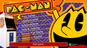 Pac-Man on Xbox 360