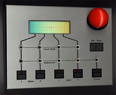 Mungo Enterprises Infinite Horizon Dance Sequencer