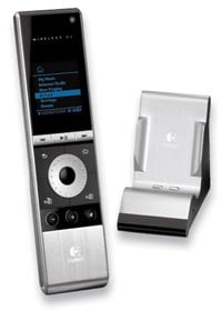 Logitech Wireless Music System With Remote Navigation