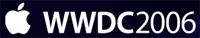 WWDC 2006 Logo