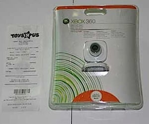 Xbox Live Vision Camera Accidentally Sold a Month Early