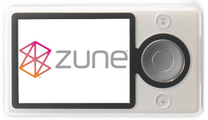 zune player big