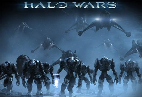 Halo Wars Cinematic Screenshot