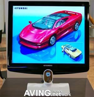 Hyundai S90D LCD 19-inch Monitor