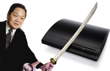 Kutaragi Slashes PS3 Prices