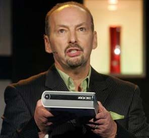Microsoft's Peter Moore and Xbox 360 HD DVD