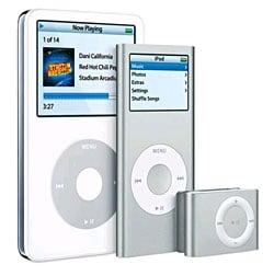New iPods September 2006