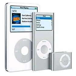 New iPods September 2006