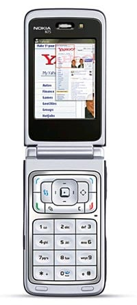 Nokia N75 Mobile Media Phone