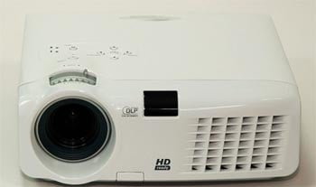 Optoma Intros Least Expensive High Definition Dlp Projector