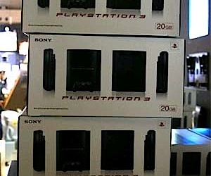 Playstation 3 Production Line Photos Surface
