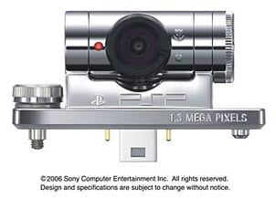 Sony Rolls Out Psp Camera Accessory in Japan