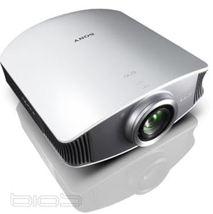 "Sony ""Pearl"" Sxrd Projector Officially Announced"