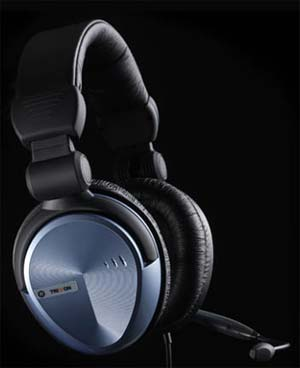 Headphones With True Dolby 5.1 Surround Sound