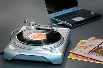 Ion Audio USB Turntable