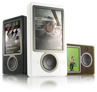 Microsoft Zune Officially Announced