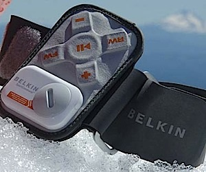 Water and Weather Resistant Control for Your iPod