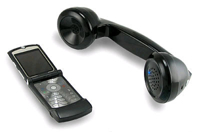 ThinkGeek Bluetooth Retro Handset