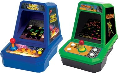 Classic Arcade Games on Your Desktop