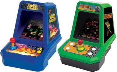 Classic Mini Arcade Games