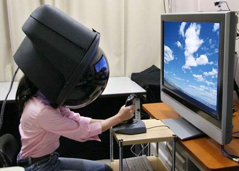 Giant Helmet Vision: the Next Big Thing?