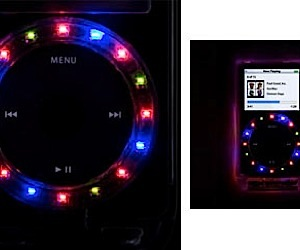 Griffin Disko Case Lights Up Your iPod