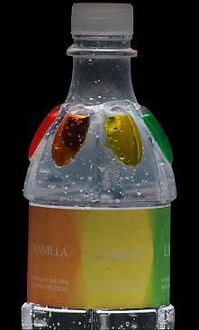 Ipifini Choice-Enabled Soda Bottle