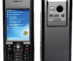 Izenmobile Phone / Pocket Pc Combo