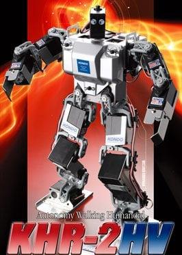 Kondo KHR-2HV Robot Kit