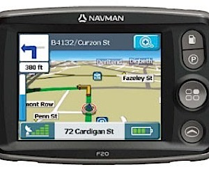 Navman Intros New Low Cost Color Gps