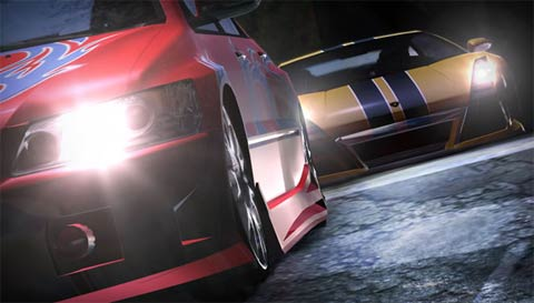 Need for Speed Carbon Demo on Xbox Live Marketplace