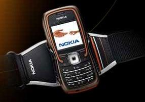 Nokia 5500 Sport XpressMusic Phone