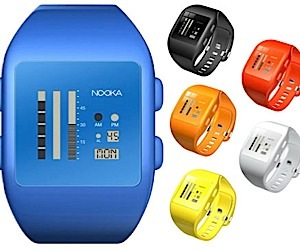 Nooka Zub Zen 20: Cool Watch, Weird Name