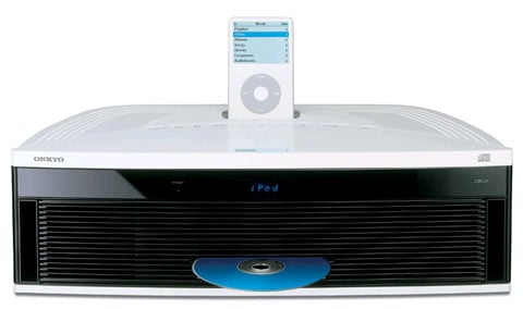 Onkyo Announces iPod Aero Sound System