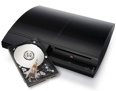 PS3 Faster Load Times Eat Up Hard Disk Space
