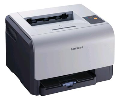 World's Smallest Color Laser Printer