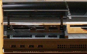 Sony Playstation 3 60GB Memory Slots