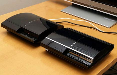 Playstation 3 Model Comparison
