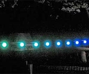 Light Strings Change Colors With LED Tech