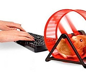 USB Device of the Week: Hamster Wheel